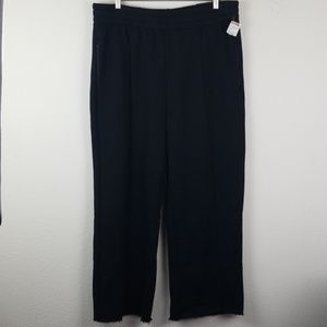 Good American NWT 4 XL High Waist Sweatpant black